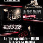 Affiche Concert Negatyv...