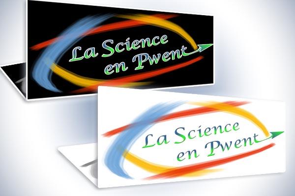 Logo science en pwent