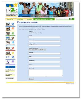 site internet ER2C-3