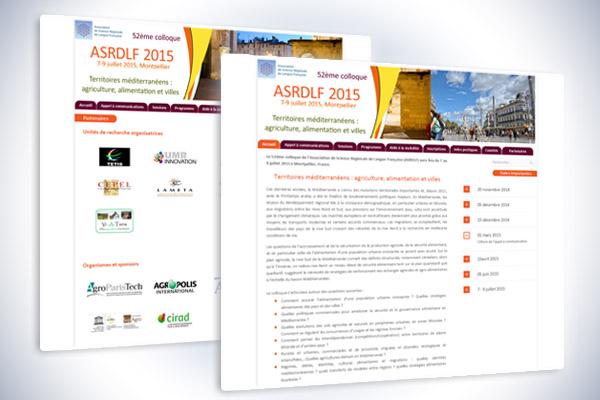 Site internet asrdlf2015