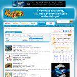 Site internet kkfet.com - 3