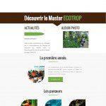 Site web ecotrop